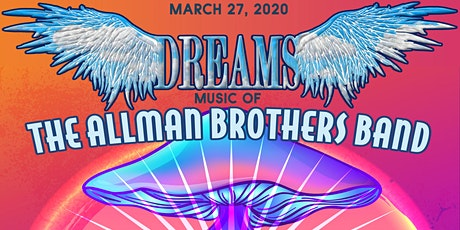 Dreams - the Music of the Allman Brothers Band tickets