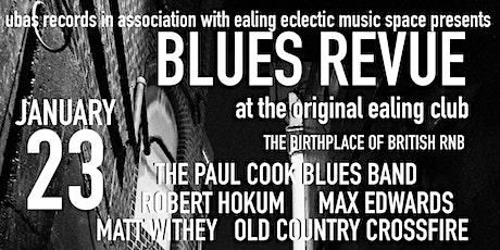 Blues Revue at The Original Ealing Club  tickets