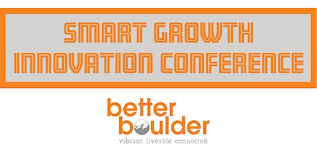 Smart Growth Innovation Conference tickets