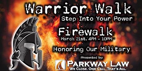Firewalk: Warrior Walk - Step Into Your Power tickets