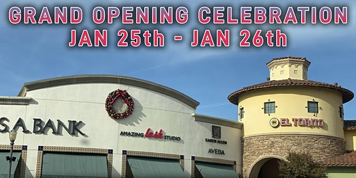 Amazing Lash Studio Riverside Grand Opening Weekend