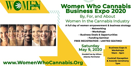Women Who Cannabis Business Expo 2020