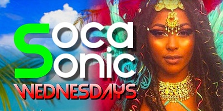 SOCA SONIC WEDNESDAYS AT AMARACHI tickets