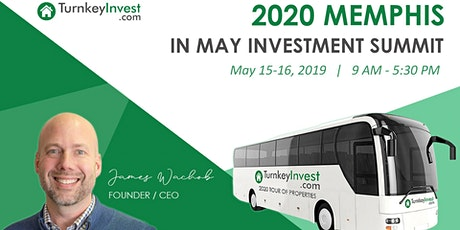 2020 Memphis in May Investment Summit tickets