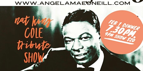 The Gardenia WeHo presents the Nat King Cole Show tickets