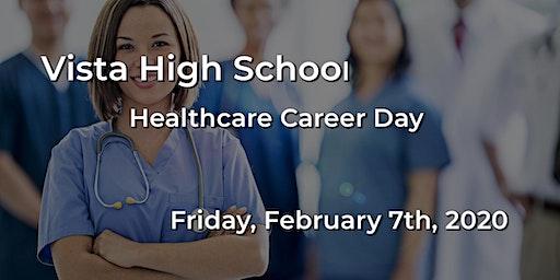 Vista High School - Healthcare Career Day 2020