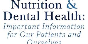 """ASDA 2020 Annual Scientific Session - """"Nutrition &..."""
