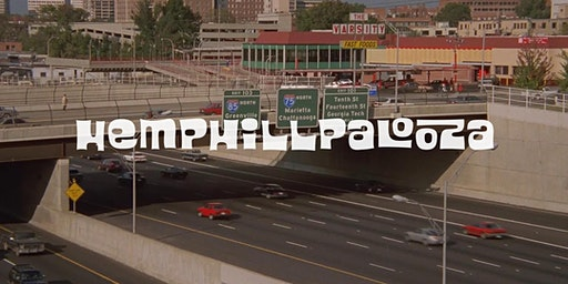 Hemphillpalooza – Midtown Music and Arts Festival