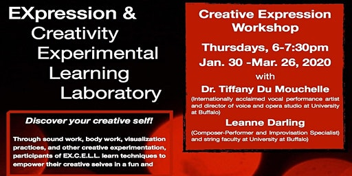 Creative Expression Workshop Series
