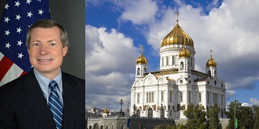 James Warlick: Religion and U.S. Foreign Policy in Eurasia