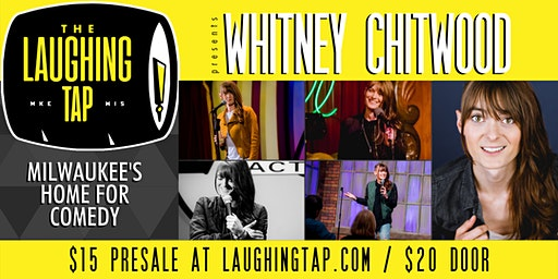 Whitney Chitwood at The Laughing Tap