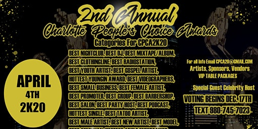 Charlotte People's Choice Awards