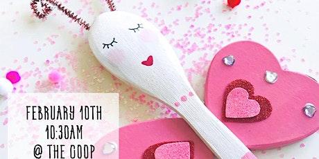 Valentine's Day Craft & Play tickets