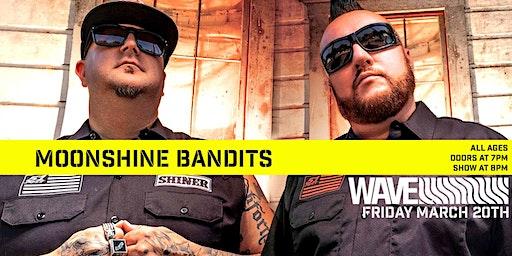 Moonshine Bandits - Red, White & Blue Collar Tour