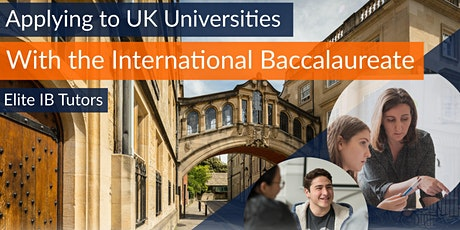 Applying to UK Universities with the International Baccalaureate: The Hague tickets