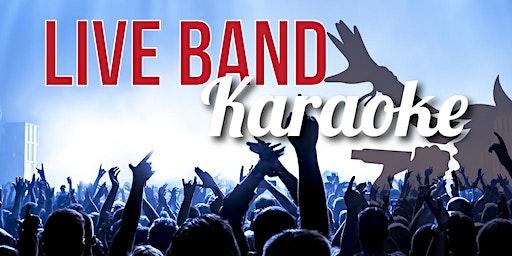 Live Band Karaoke w/ The Marvin Zeller Band