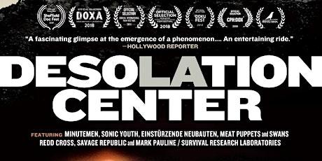Desolation Center tickets