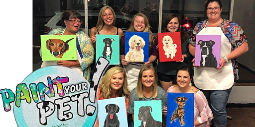 Paint Your Pet at Brewtop!