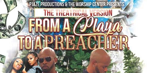 Playa To A Preacher-Sunday Showing