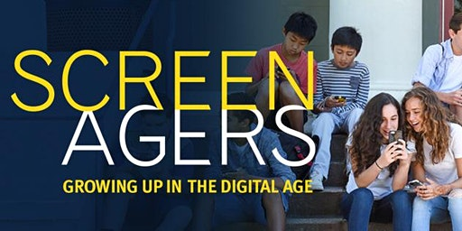 Screenagers | Growing up in the Digital Age