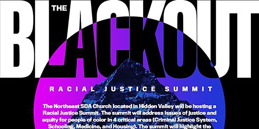 Black Out: Racial Justice Summit
