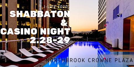 2020 Hotel Shabbaton tickets