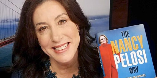 FREE EVENT WITH CHRISTINE PELOSI
