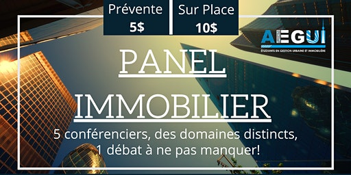 Panel Immobilier