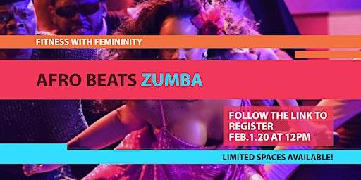 Afrobeats Zumba