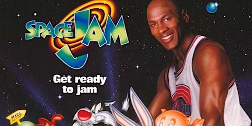 Movie Night With Cats- SPACE JAM