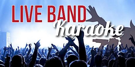 Live Band Karaoke w/ The Marvin Zeller Band tickets