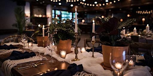 The Wedding Open House @ Georgetown & Vosh