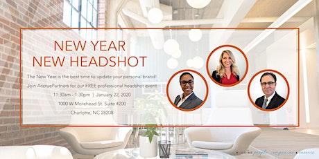 New Year, New Headshots! tickets