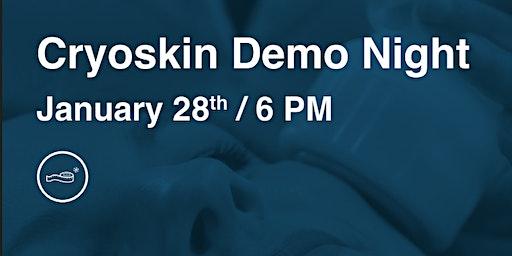 Restore Stamford Cryoskin Demo Event