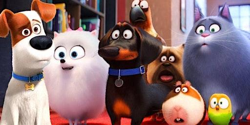 K & 1st Grade Movie Night :: The Secret Life of Pets 2
