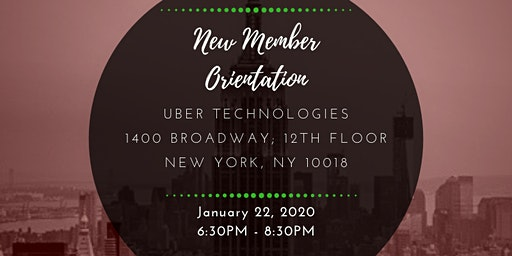 NYULYP New Member Orientation