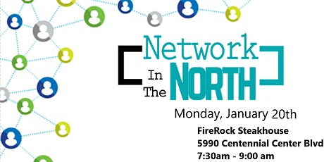 Network in the North - February tickets