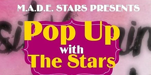 Pop Up With The Stars Pop Up Shop