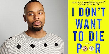 Michael Arceneaux: I Don't Want to Die Poor tickets