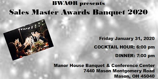 BWAOR ANNUAL AWARDS BANQUET 2020