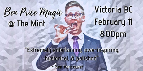 Ben Price Magic @ The Mint tickets