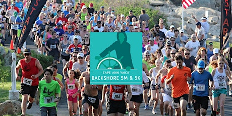 Backshore 5M and 5K Road Race tickets