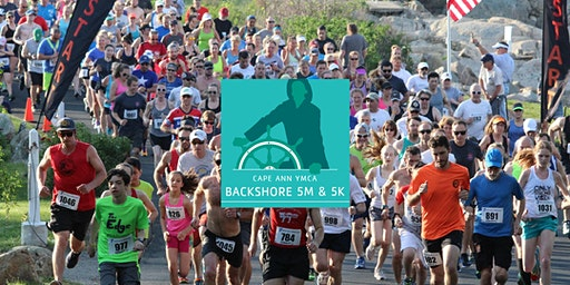 Back Shore 5M and 5K Road Race