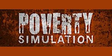 UCA poverty simulation tickets