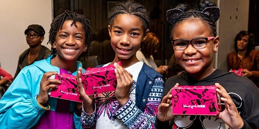 Black Girls CODE New York Chapter Presents: A Virtual Reality Experience!