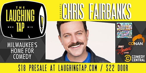 Chris Fairbanks at The Laughing Tap