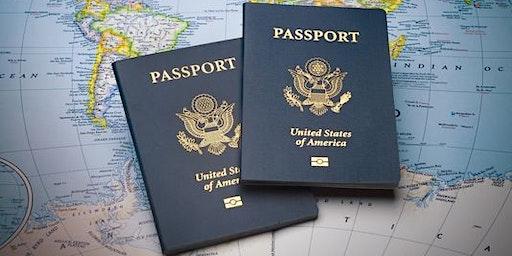 USPS PASSPORT FAIR- NEW ALBANY POST OFFICE