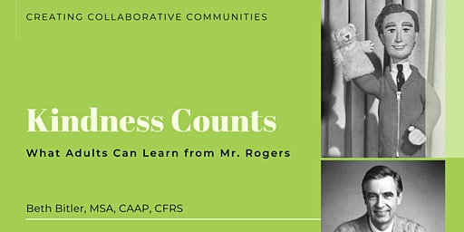 Kindness Counts: What Adults Can Learn from Mr. Rogers