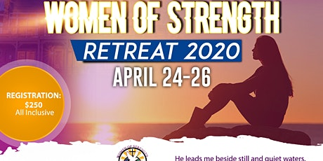 Women of Strength RETREAT 2020 tickets