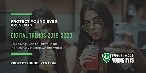 St. Patrick Catholic School: Digital Trends 2019-2020 with Protect Young Eyes